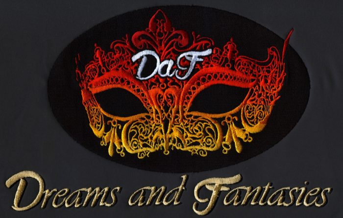 Dreams and Fantasies Embroidery