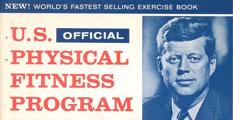 Presidential Fitness Challenge Kennedy