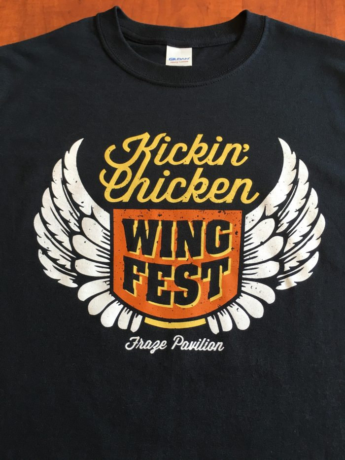 kickin chicken wing fest