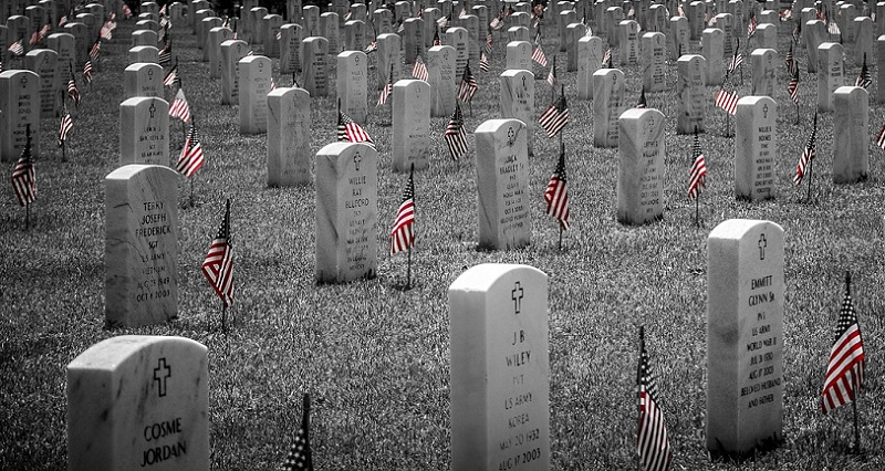 recognize memorial day